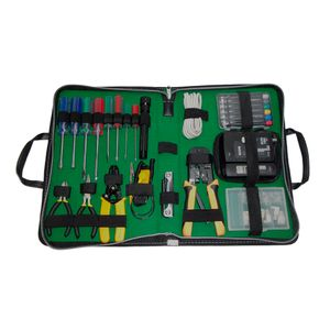 Kit  de herramientas para mantener redes de 34 piezas Nisuta NSK8664 Multicolor