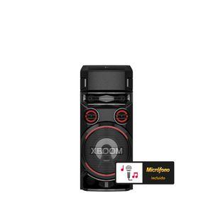 Torre de Sonido LG XBOOM RN7 + Micrófono