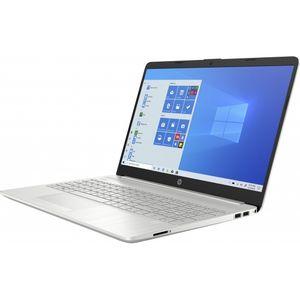 "Notebook HP 15.6"" Laptop, Intel Core i3, 8GB RAM, 256GB SSD, Windows 10 - Natural Silver"