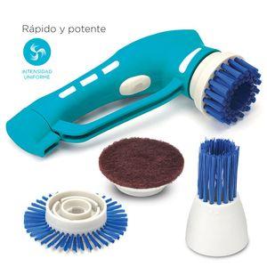Limpiador Electrico Multiuso ES1216 Recarble 4 en 1 Giratorio 360