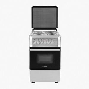 Cocina Eléctrica Cromwell FSC50ES Acero 50 cm