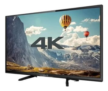 Tv 60 Pulgadas Kanji Led 4k Ultra Hd Con Control Remoto