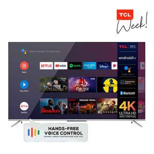 """Smart TV 55"""" 4K Ultra HD TCL L55P715"""