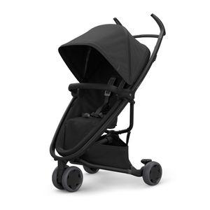 Cochecito de bebé Quinny Zapp Flex Black on black