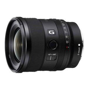 Lente Objetivo Gran Angular Sony SEL20F18G Full Frame