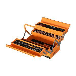 Set de herramientas completo 64 piezas Lusqtoff LQCP125
