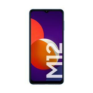 Celular Samsung Galaxy M12 128 GB Azul
