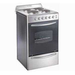 Cocina Eléctrica Domec CEAXG 50cm