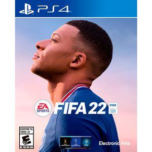 Juego PS4 EA Sports FIFA 2022