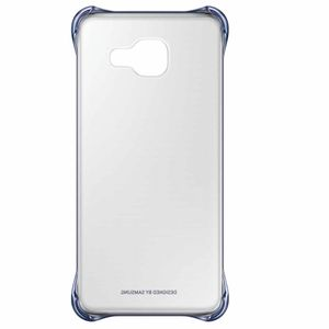 Clear cover Samsung A3 SM-A310 negro