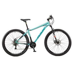 Bicicleta Mountain Bike Rodado 29 Futura Mantis Celeste