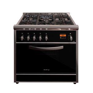 Cocina Multigas Morelli Cristal 900