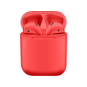 Auriculares I12 TWS The Game House Rojo