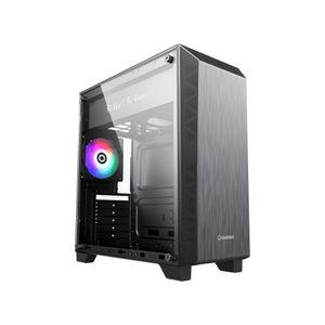 Computadora de Escritorio Gamemax Gris Ryzen 5 3600 8Gb SSD480 Sin Sistema Operativo