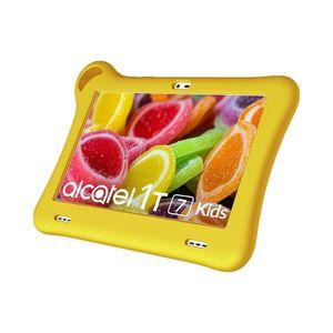 """Tablet Alcatel Smart Tab 7"""" Kids Open Market Yellow"""