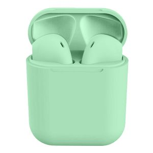 Auriculares I12 TWS The Game House Verde