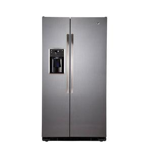 Heladera con Freezer No Frost 719L Acero Inox GE Appliances GEPS6FGKFSS