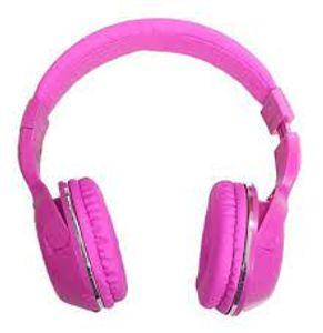 Auriculares Bluetooth Traxx Atlas Wireless Headphones Rosa