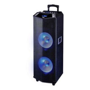 Parlante Portátil Bafle Bluetooth Rca Rssuperjoy 10000w Usb