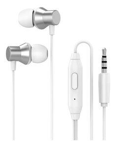 Auricular In-Ear Con Cable Lenovo Hf130 Blanco
