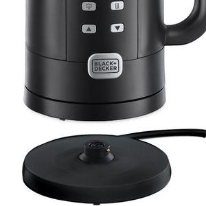 Hervidor Digital Para Mate BLACK+DECKER Negro KE21150B-AR