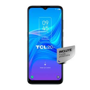 Celular TCL 20Y 128 GB Negro