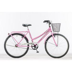 "Bicicleta Rodado 26"" Futura Country Rosa"