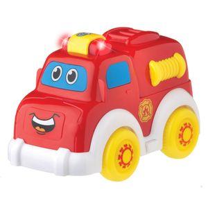 Camión de Bomberos Playgro Lights and Sounds Fire Truck