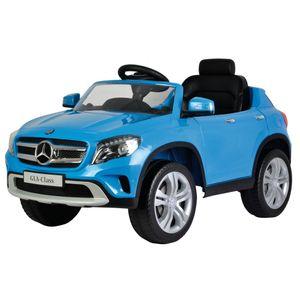 Camioneta a Batería Bebitos Mercedes Benz GLA 300 Azul