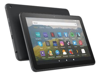 Tablet Amazon Fire Hd 8 64 GB Negra