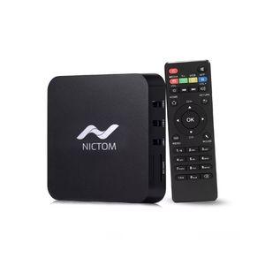 Convertidor Smart Tv Box 1Gb Ram Nictom MxqPro