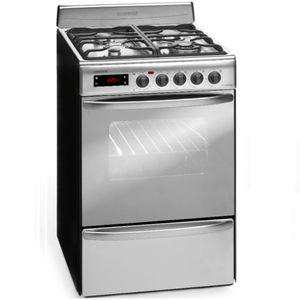 Cocina Multigas Longvie 21601X Inox 60 CM