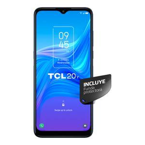 Celular TCL 20Y 128 GB Azul