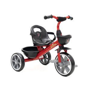 Triciclo Spiderman Rojo