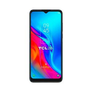 Celular Libre TCL 20E 128-4GB Azul Oscuro