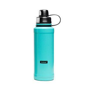 Botella Hidratacion 800ml Inox Celeste