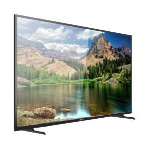 "Smart TV LED 4K 55"" iQual Q55 UHD HDMI WIFI USB"