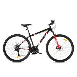 "Bicicleta Mountain Bike Rodado 29"" Cuadro Aluminio Shifter T18 Negro"