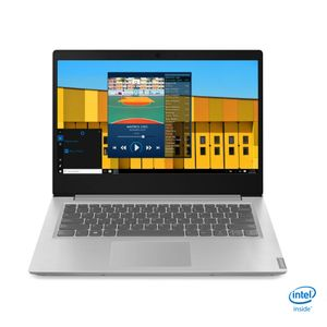 """Notebook Lenovo Ideapad 14"""" Core i7 8GB 256GB SSD S145-14IIL 81W60092AR"""