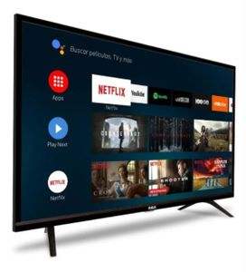 Smart Tv Led 32 Rca And32y Android Hd Wifi Bluetooth Usb Hdr
