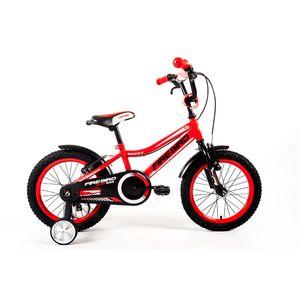 "Bicicleta Infantil Rodado 16"" Fire Bird Roja"