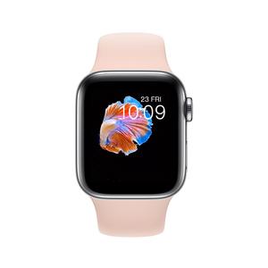 Smartwatch T500 + Pro Android Ios Reloj Inteligente Rosa