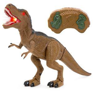 Dinosaurio Control Infrarojo T Rex 80041 Cómo jugar a tiranosaurio rex mexicano. dragon i