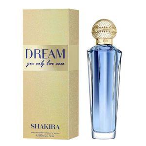 Perfume de Mujer Shakira Dream EDT 80ml
