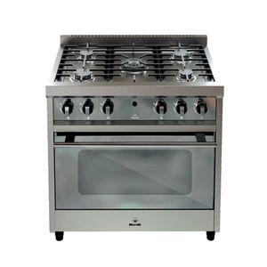 Cocina Multigas Morelli Zafira 900