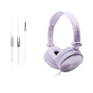 Auriculares Noblex HP107WS Blancos