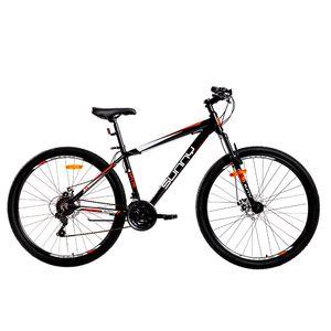 "Bicicleta Mountain Bike Rodado 29"" Motomel MTS290 SM21V Negro-Rojo"
