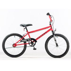 "Bicicleta Rodado 20"" Futura BMX Roja"
