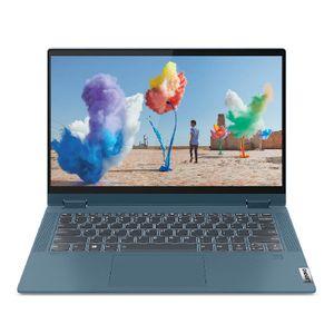 """Notebook Lenovo IdeaPad 5 14"""" FHD/Ryzen 7-4700U/8GB/256SSD/W10H Light Teal 81YM0061US"""