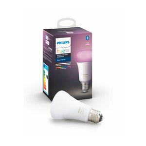 Lámpara Philips HUE E27 White & Color